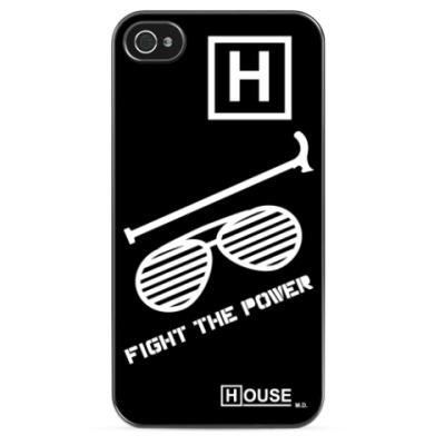 Чехол для iPhone Доктор Хаус (House M.D.)