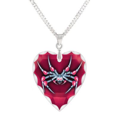 Кулон 'сердце' Магический кулон Влады