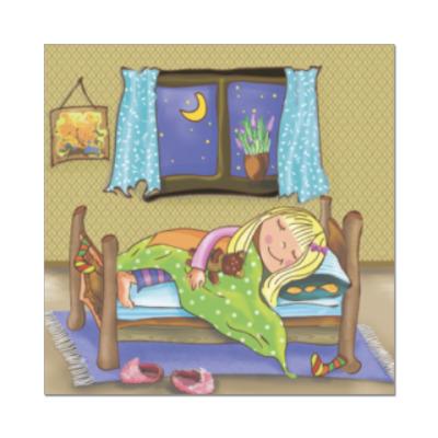 Наклейка (стикер) Волшебные сны