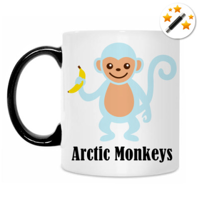 Кружка-хамелеон ICE MONKEY