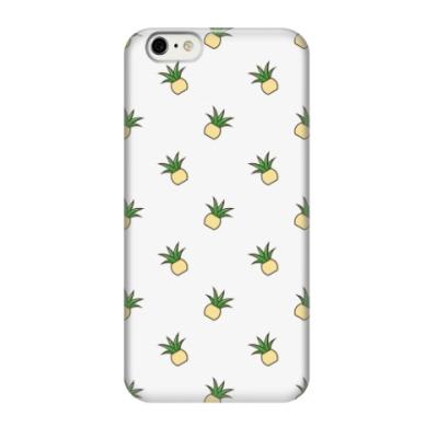 Чехол для iPhone 6/6s Pineapple