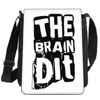 "Сумка-планшет Сумка ""TheBrainDit"""