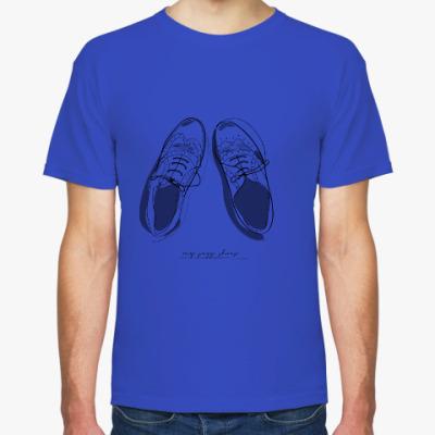 Футболка Ботинки