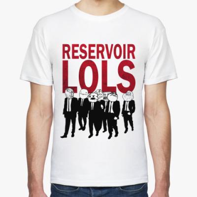 Футболка Reservoir Lols