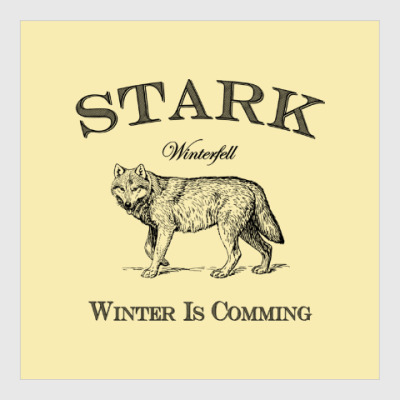 Постер Stark