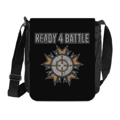Сумка на плечо (мини-планшет) Ready 4 Battle