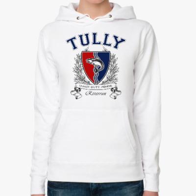 Женская толстовка худи House Tully