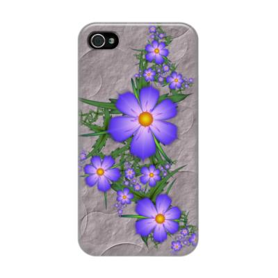 Чехол для iPhone 4/4s Нежность