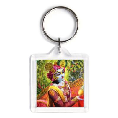 Брелок Krishna and Radha