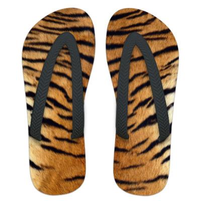 Шлепанцы (сланцы) Tiger