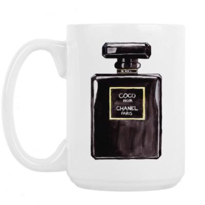 Кружка Coco Noir Chanel Perfume