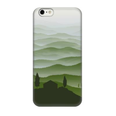 Чехол для iPhone 6/6s Италия (путешествия)
