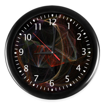 Настенные часы Абстракт