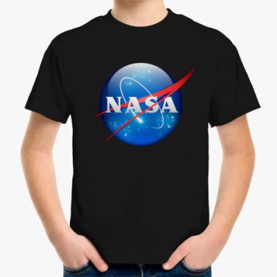 Детская футболка NASA