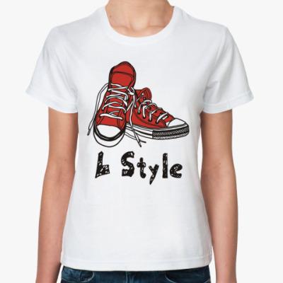 Классическая футболка L style