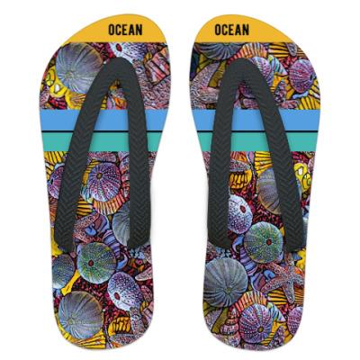 Шлепанцы (сланцы) Ocean