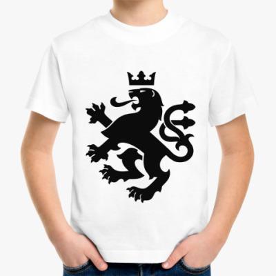 Детская футболка геральдический герб