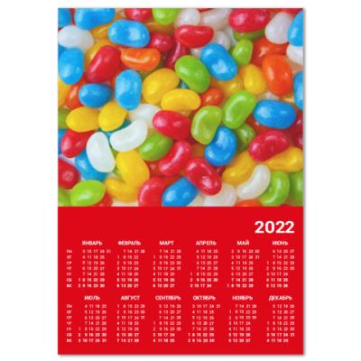 Календарь Леденцы