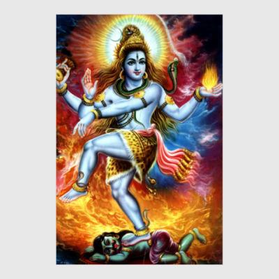 Постер Шива Натараджа