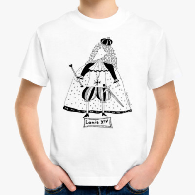Детская футболка Будущий король