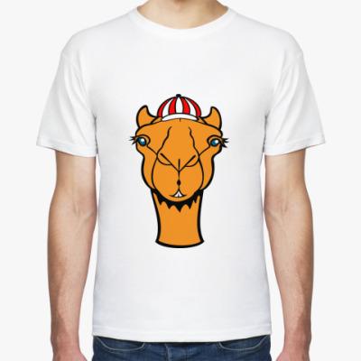Футболка Верблюд