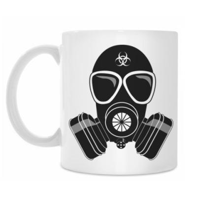 Кружка Gas Mask