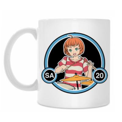 Кружка SA20 Drummer
