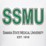 Отличная футболка СамГМУ (м)