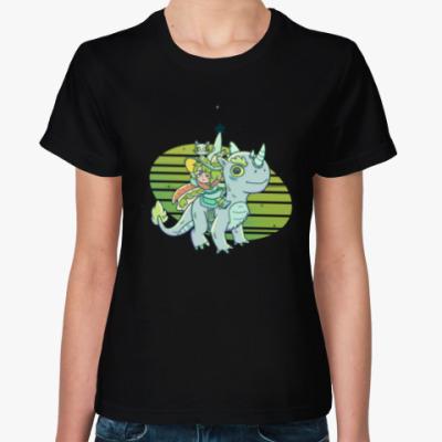 Женская футболка Айша