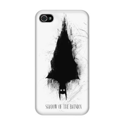 Чехол для iPhone 4/4s Герой-монстр