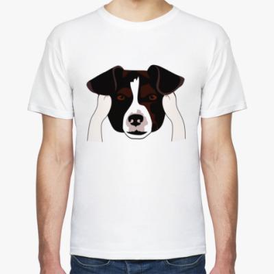 Футболка Dog