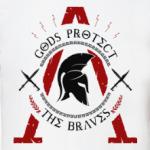 воины-спартанцы