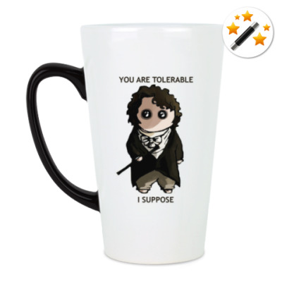 Кружка-хамелеон  Mr Darcy ( Colin Firth )
