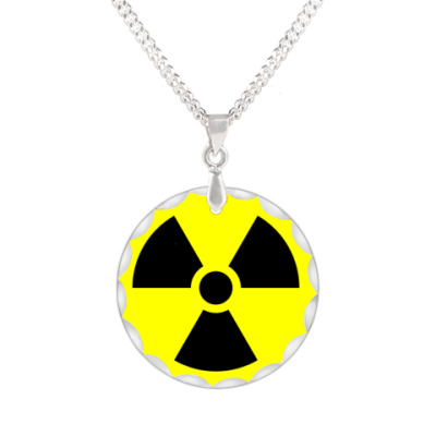 Кулон  'Радиация'
