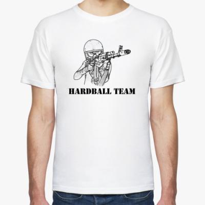 Футболка Хардбол