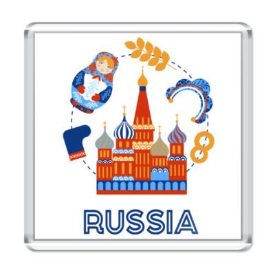 Магнит Russia, Россия