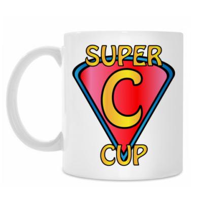 Кружка 'Super cup'