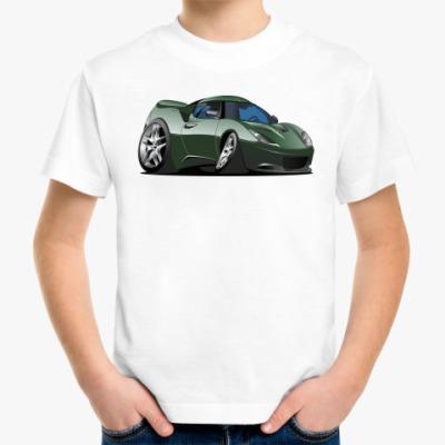 Детская футболка Men's Club