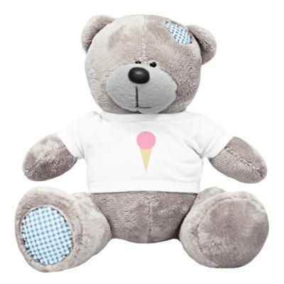 Плюшевый мишка Тедди Вкусняшка