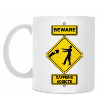 Кружка Coffee Zombie