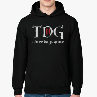 Толстовка худи Three Days Grace
