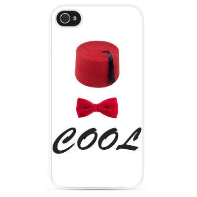 Чехол для iPhone Fezes and Bow-ties are COOL