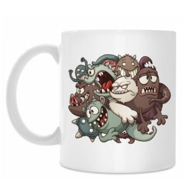 Кружка Funny Monsters