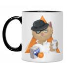 Кот Алекс (Заводной апельсин)