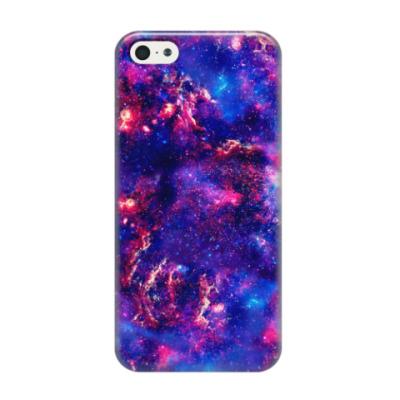Чехол для iPhone 5/5s Вселенная