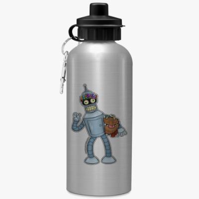 "Спортивная бутылка/фляжка Спортивная бутылка""Bender DST"""