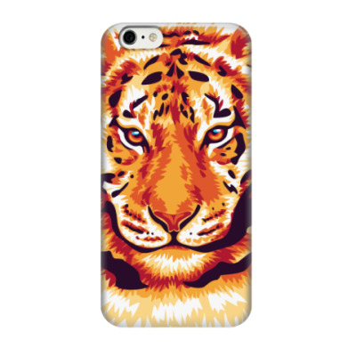 Чехол для iPhone 6/6s Тигр