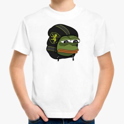 Детская футболка Лягушонок Пепе