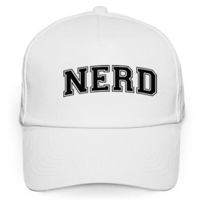 Кепка бейсболка Nerd