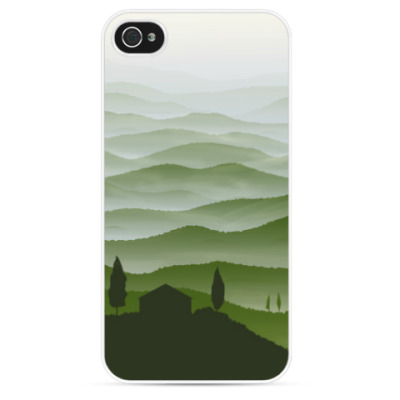 Чехол для iPhone Италия (путешествия)